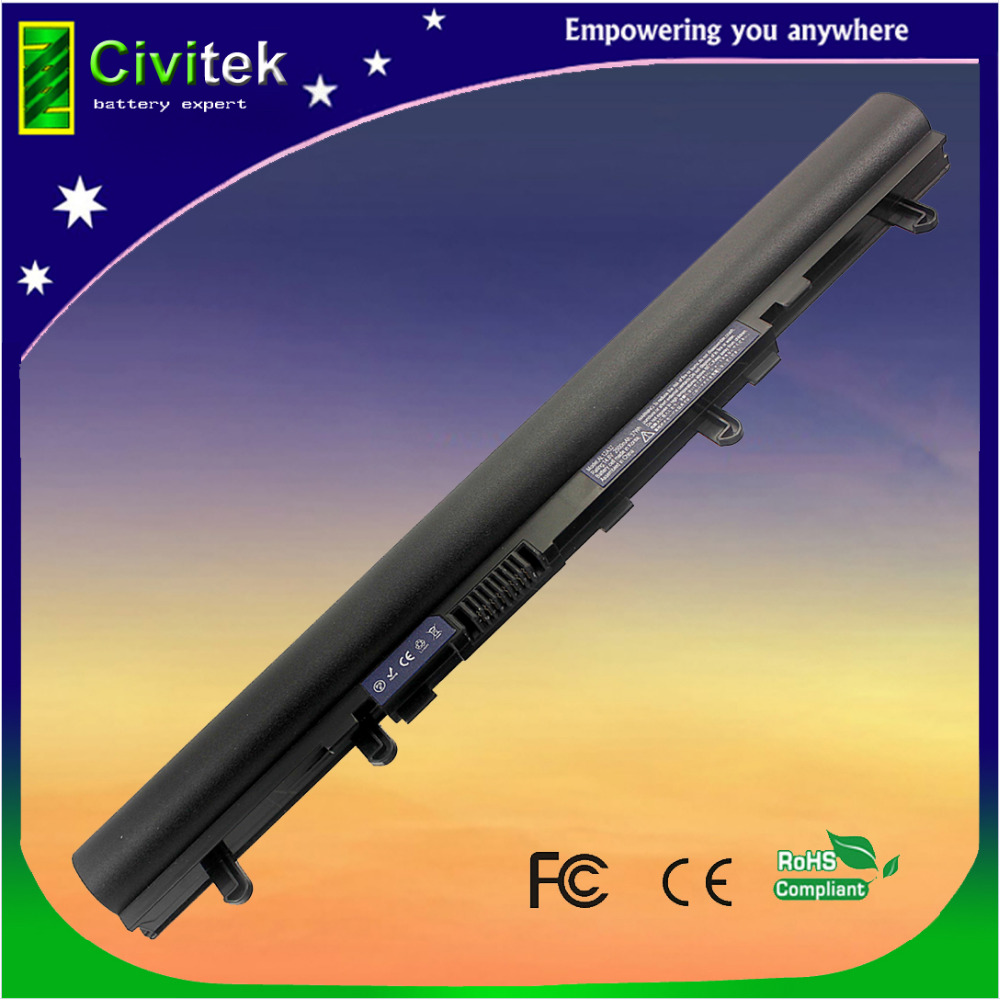 laptop battery For Acer Aspire V5-551 V5-431P V5-471G V5-471P V5-571G V5-571P AL12A32 4ICR17/65 AK.004BT.097 14 0 touch screen glass digitizer for acer aspire v5 471p v5 431p v5 431pg