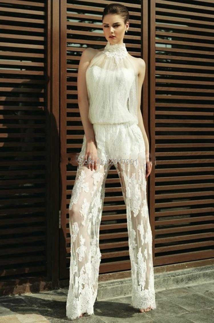 wedding dress with pants buy wedding dresses from china 9283