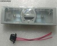 CHESHUNZAI For VW Polo Touran Interior Dome Light Grey Reading Lamp Gray Color 6Q0 947 291