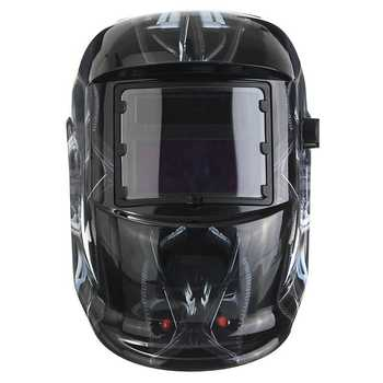 พลังงานแสงอาทิตย์อัตโนมัติหน้ากากเชื่อมอัตโนมัติเชื่อม Shield MIG TIG ARC เชื่อม Shield (Terminator)