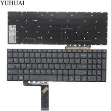 Novo teclado dos eua para lenovo ideapad 330 15 330 15ast 330 15igm 330 15ikb eua teclado do portátil