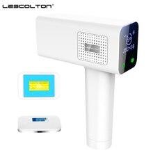 Lescolton 4in1 脱毛器レーザー脱毛機レーザー脱毛器脱毛永久電気 depilador レーザー