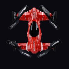 Peradix 2.4GHz 2MP 4CH Headless Mode RC Quadcopters Racing Car Drone Camera Hexacopter Dual Mode