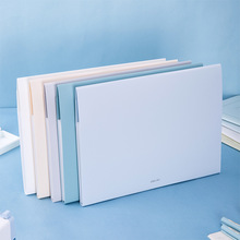 Creative A4 Expanding Wallet File Folder Organizer for Student Gift High Quality Document Bag Office Stationery School Supplies