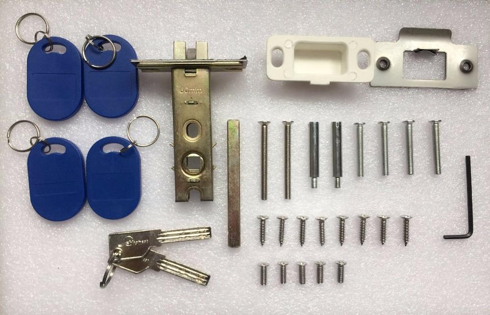 LACHCO biometrischer intelligenter Türschlossfingerabdruck, 4 - Schutz und Sicherheit - Foto 6