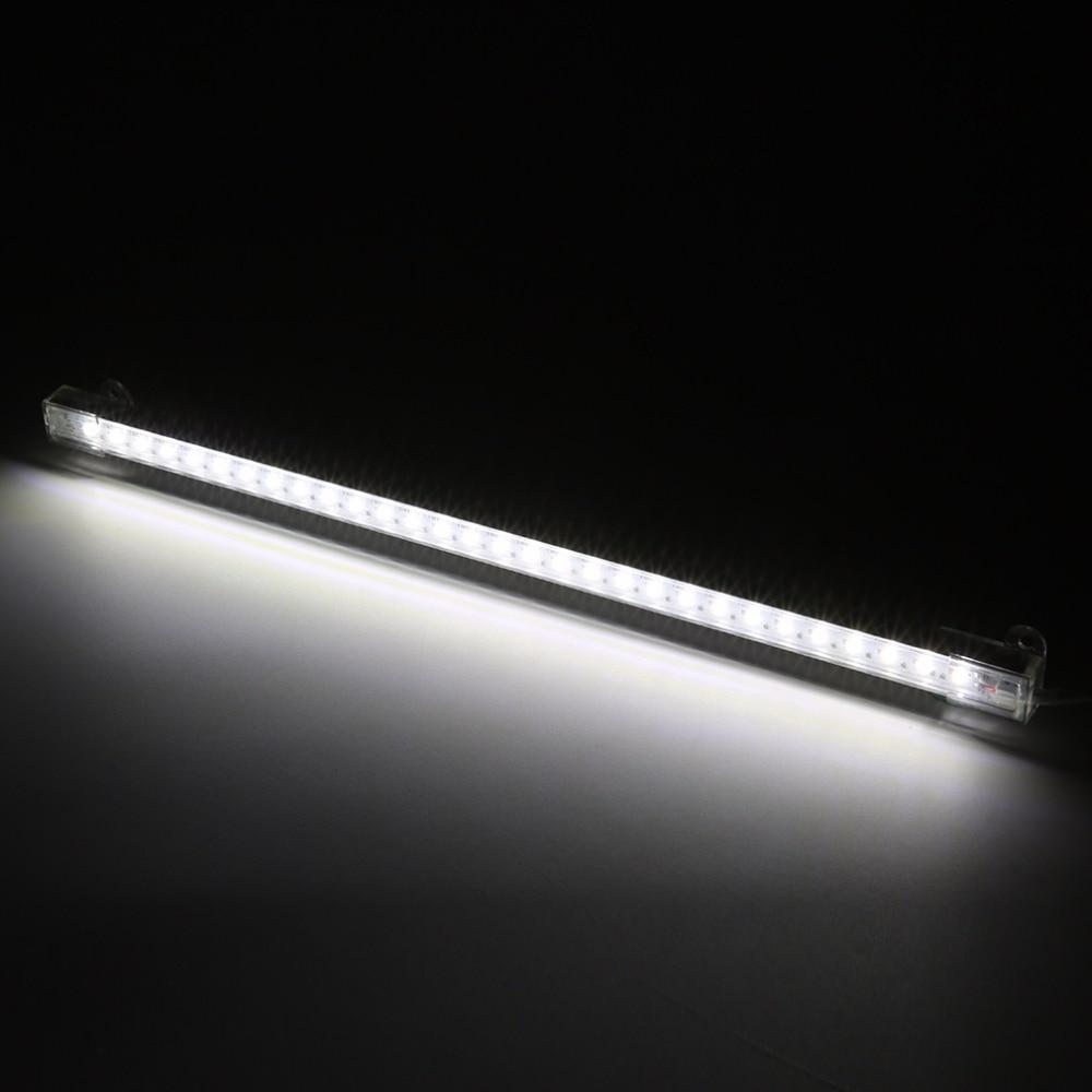 Портативный мини энергосбережения жесткой полосы света USB Мощность светодиодные лампы для внутреннего Кемпинг Ночь настольных ПК ноутбуко...