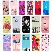 238SD k-pop NCT U 127 DREAM kpop gift Soft Silicone Tpu Cover phone Case for huawei Honor 8 9 Lite 8X p lite 2016