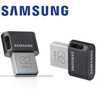 Original Samsung PC USB 3.1 Pendrive 32GB 64GB 200MB/S Memoria Usb 3.0 Flash Drive 128GB 256GB 300MB/S Mini U Disk Memory Stick