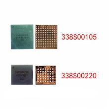 10pcs/lot 338S00105 338S00220 for iphone 7 7plus big/small main audio codec ic chip 5pcs lot ad1986ajcpz ad1986a qfn48 ac 97 and hd audiosoundmax codec