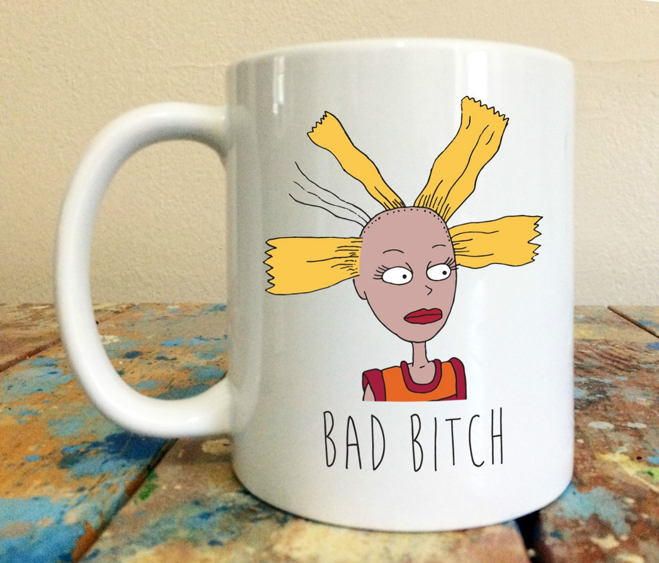 e129903ab31 Low Price Funny Mug 11 Oz Cynthia Rugrats Coffee Mug