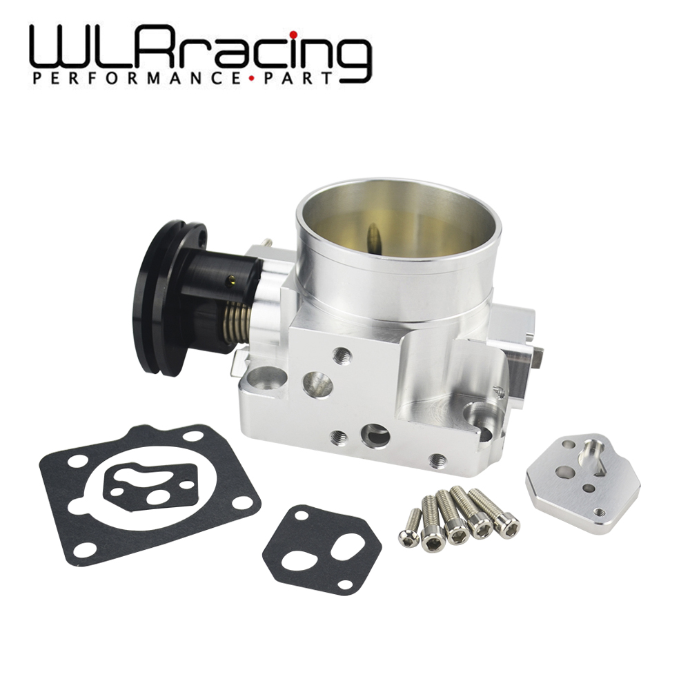 WLR RACING 64mm Pro Series Throttle Body For 99 05 Mazda MX 5 Miata BP 4W