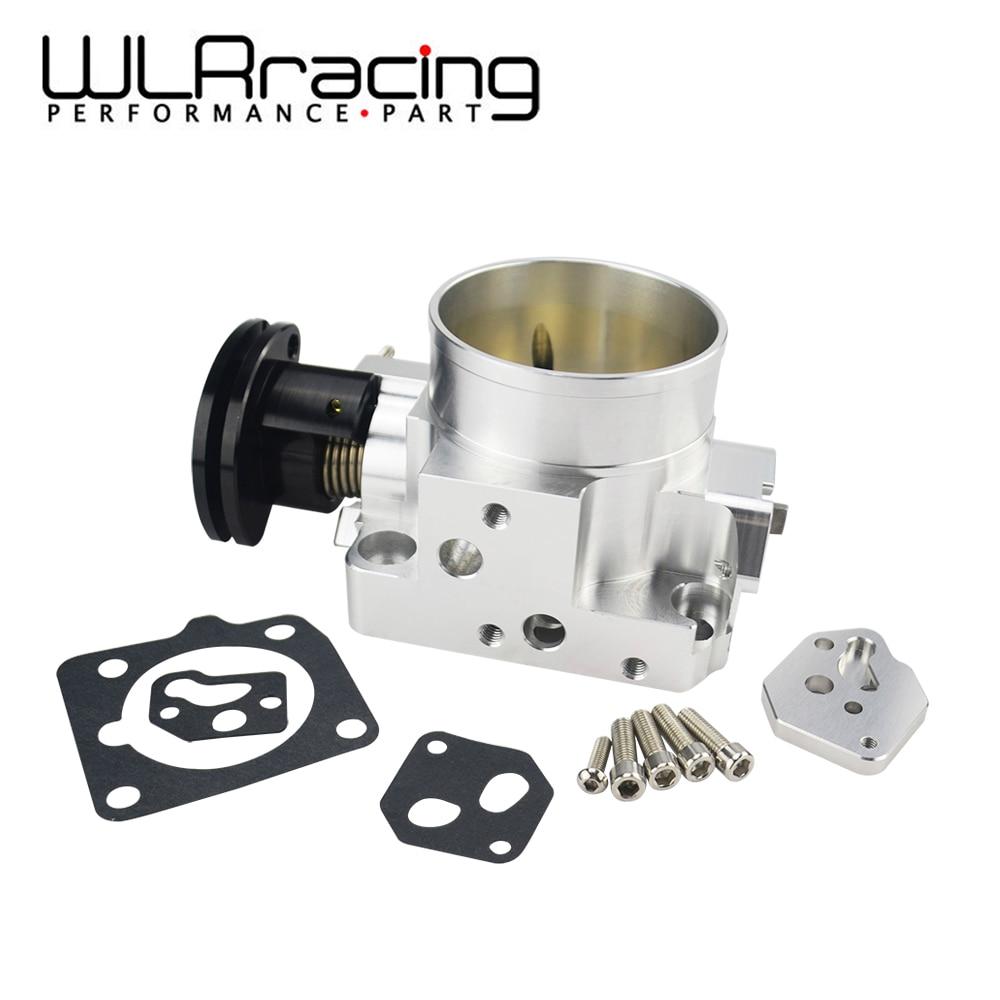 WLR RACING 64mm Pro Series Throttle Body For 99 05 Mazda MX 5 Miata BP 4W BP Z3 NEW WLR TTB20S