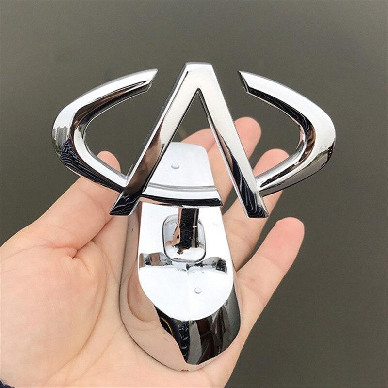 Capa do veículo emblema para chery qq fulwin tiggo 3 5 t11 a1 a3 a5 arrizo m11 fora amuleto capa dianteira do automóvel emblema decalque acessórios