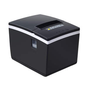 260 mm/s 80mm thermal receipt printer pos printer with USB