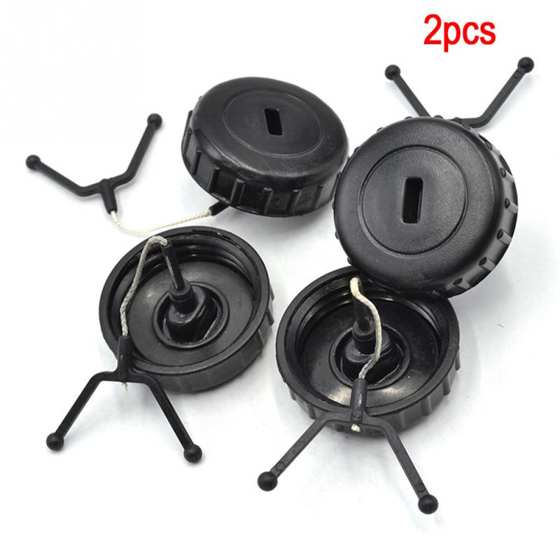 2pcs Gardening Chain Saw Gas Tank Cap Replacement For MS170 180 017 018