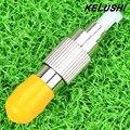 KELUSHI FC/UPC Para ST/UPC Masculino para Feminino Adaptador Híbrido De Fibra Óptica Simplex Fibra Flange Para Óptica Os Cabos de fibra