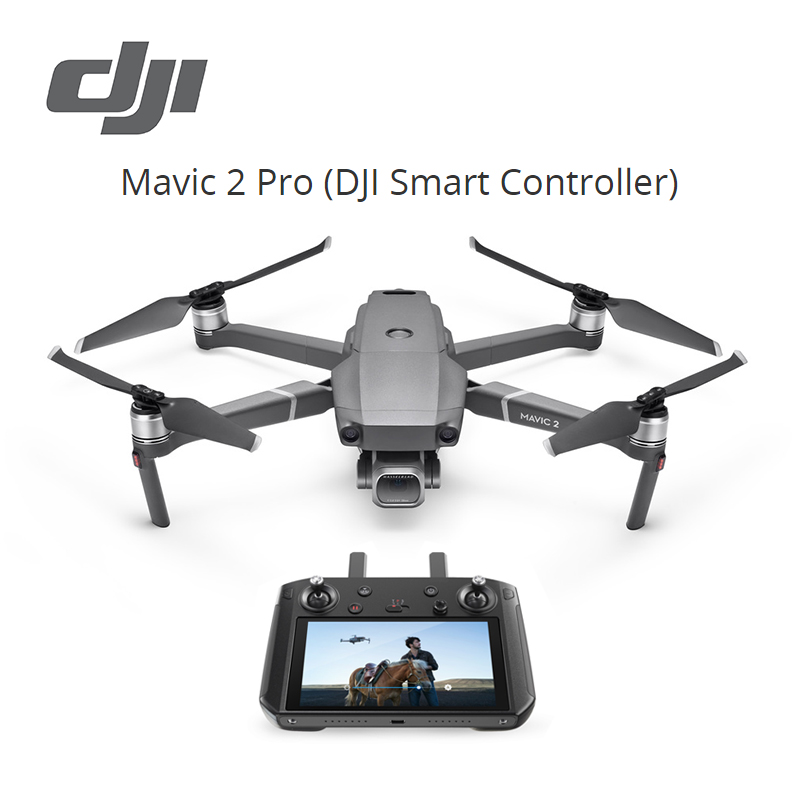 DJI Mavic 2 Pro Smart Controller Hasselblad Camera 1