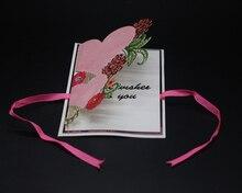 Love Story Cutting Dies For DIY Scrapbooking Die Decoretive Embossing Stencial DIY Decoative Cards Die Cutter