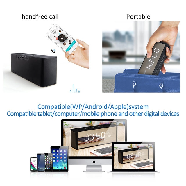 Bluetooth Speaker for Phone Computer 5