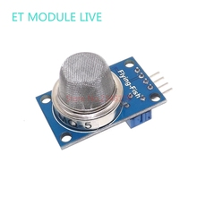 MQ-5 Methane Natural Gas Sensor Shield Liquefied Electronic Detector Module