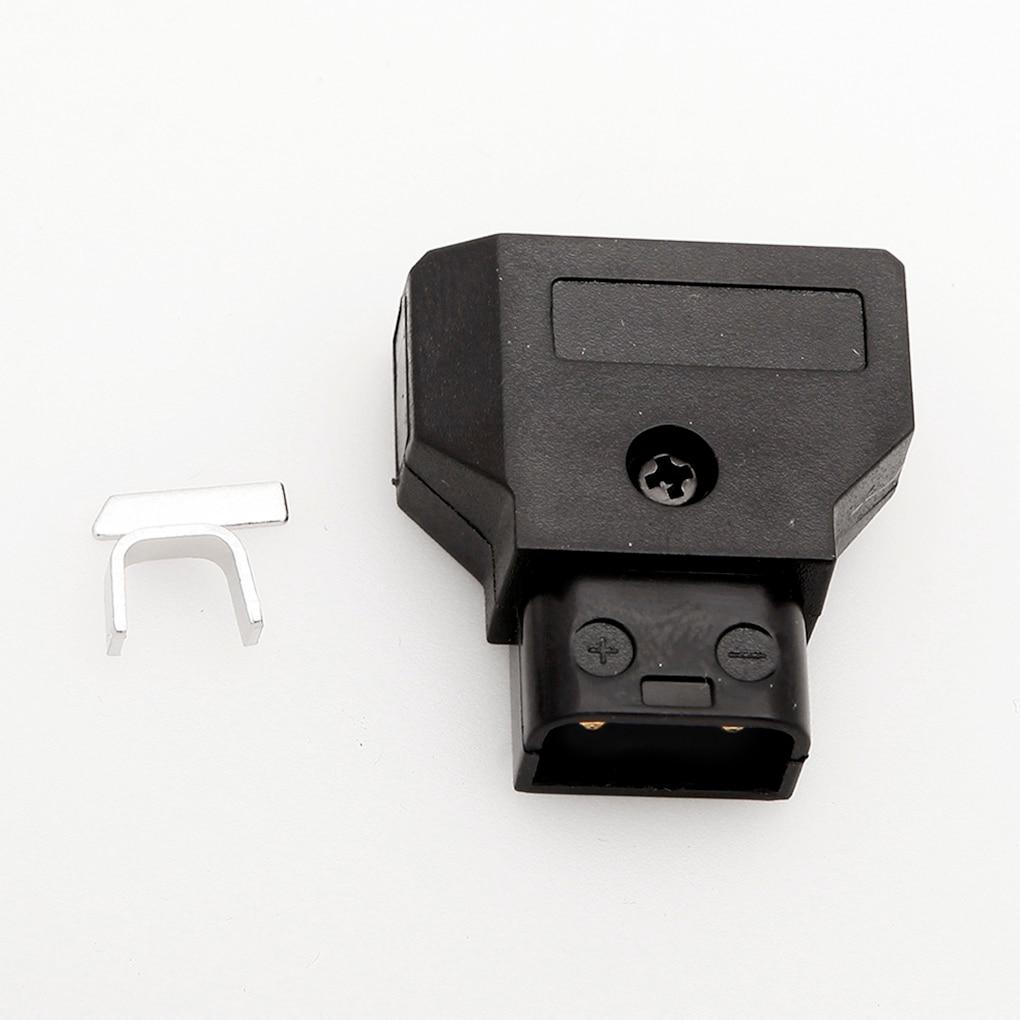 ABS DTAP D Tap Plug DIY for DSLR Rig power cable V mount Anton C Battery