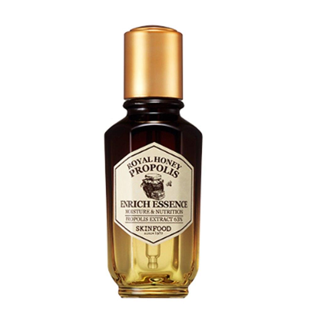 SKINFOOD Royal Honey Propolis Enrich Essence 50ml Nourishing Moisturizing Skin skinfood royal honey essential queen s cream 62ml new korea cosmetics