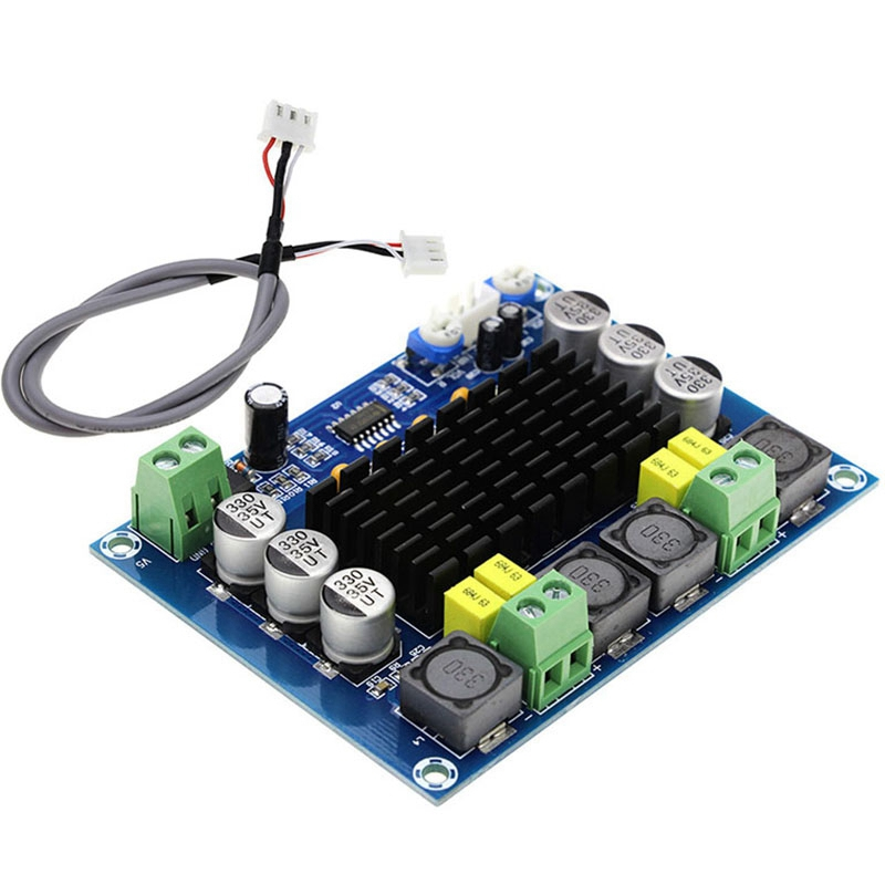XH-M543 High Power Digital Amplifier Board TPA3116D2 Audio Amplifier Module Dual