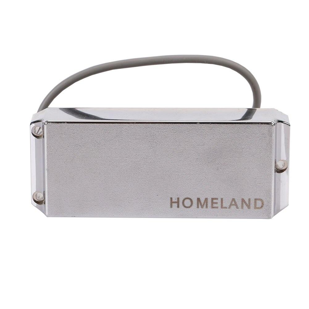 buy homeland durable copper sliver guitarra guitar pickup sealed humbucker. Black Bedroom Furniture Sets. Home Design Ideas