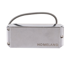 Homeland Durable Copper Sliver Guitarra Guitar Pickup Sealed humbucker Pickup Designed For Guitar Bridge And Neck