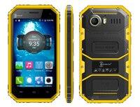 original Kenxinda W6 Rugged Android 5.1 Smartphone IP68 Waterproof phone Shockproof 4G LTE ultra slim Mobile phone Quad Core GPS