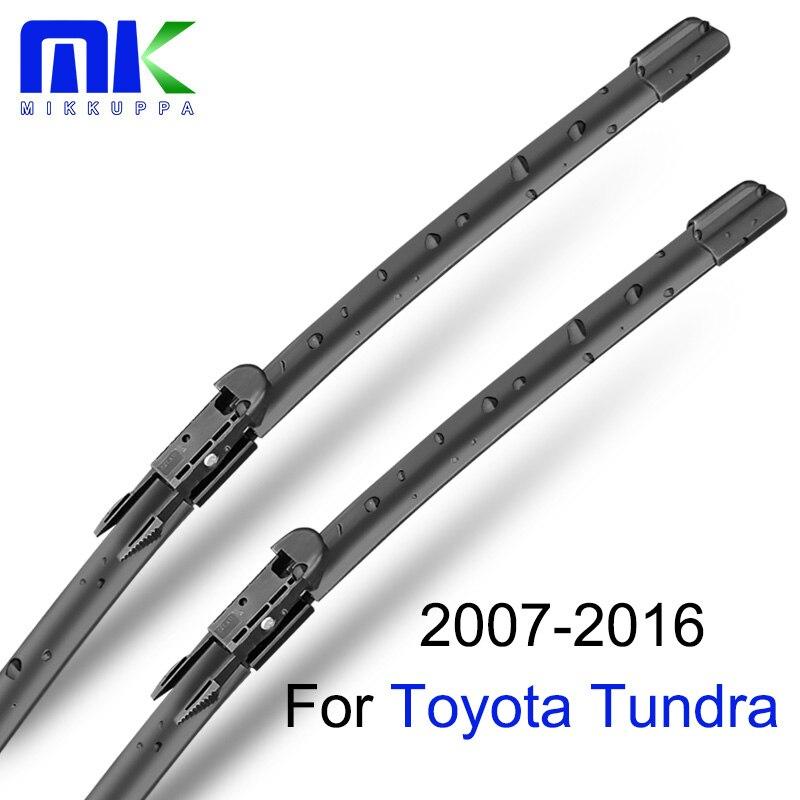 Rubber Wiper Blades For Toyota Tundra