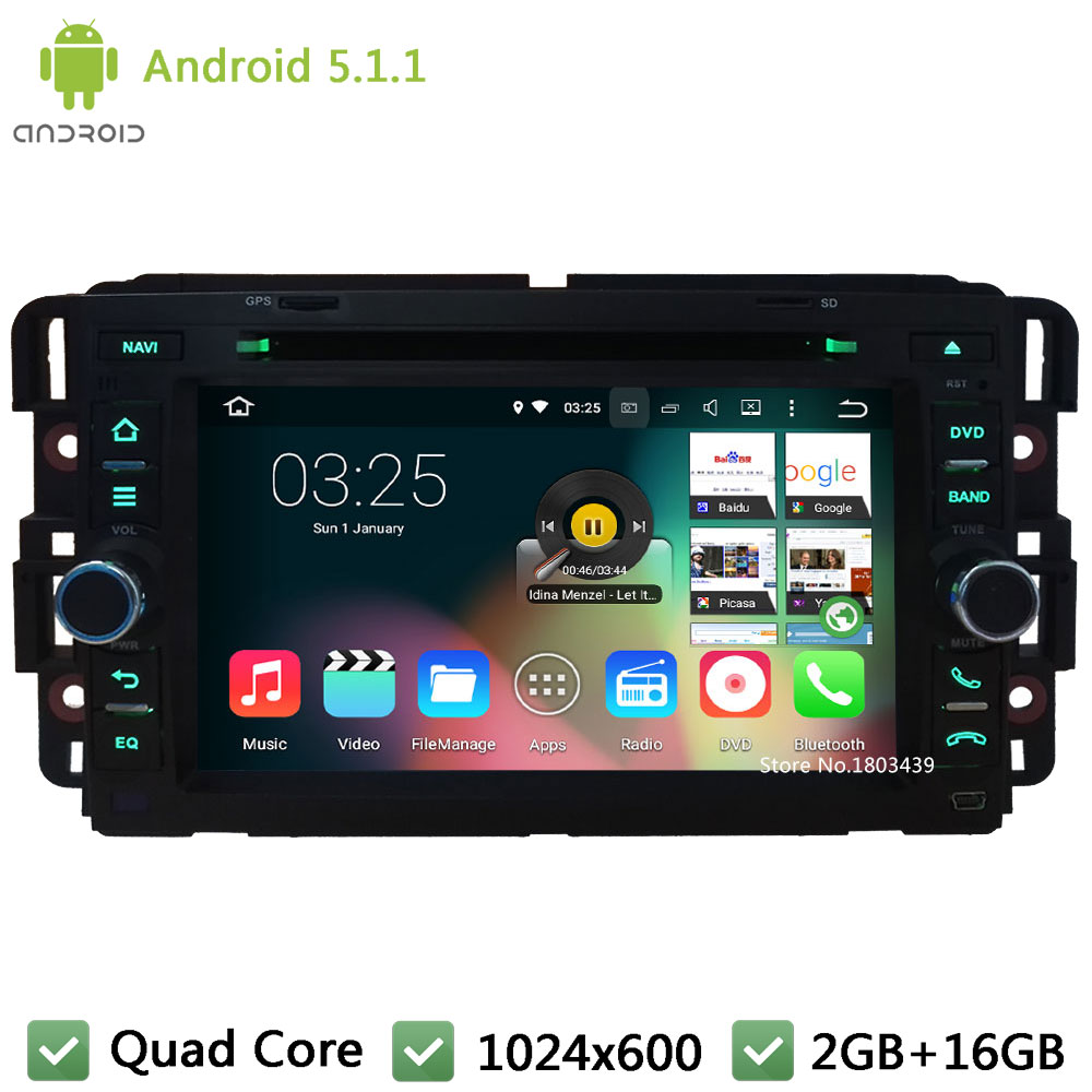 Online get cheap hummer h2 wheels aliexpress alibaba group 7 quad core 16gb android 511 hd 1024600 wifi dab fm bt car dvd player radio stereo audio screen pc for hummer h2 2008 2011 vanachro Image collections