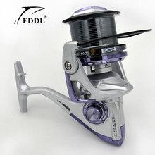 New KCN10000 Distant Fishing Wheel 12+1 BB Gapless Gear Ratio 4.6:1 sea fishing reel Long Shot Reel Fishing Tackle Free Shipping