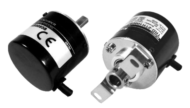 TRD-2T400BF-3M encoder, Rotary encoder 2T400BF-3M for koyo ,FREE SHIPPING koyo encoder corp solid shaft rotary encoder trd 2t100af