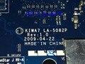 ГОРЯЧАЯ В РОССИИ, УКРАИНЕ, Новый! бесплатная Доставка Ноутбука платы KIWA7 LA-5082P REV: 1.0 Подходит для Lenovo G550 ноутбук
