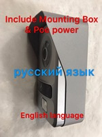 Hikvision DS KV8102 1C DS KV8102 IP Include Mounting Box HD Visual Intercom Doorbell Waterproof IC