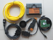 for bmw icom a2 obd full cables with new software expert mode 500gb hdd for 95% laptops diagnostic scan tool