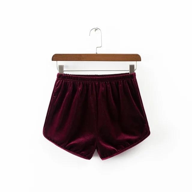 Wählen Sie für späteste Kundschaft zuerst beste Seite Vancol 2017 neue ankunft frühling roten shorts frauen damen ...