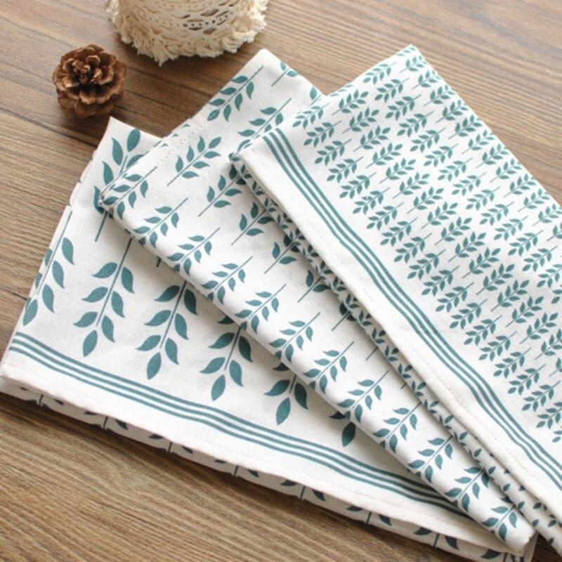 45*60cm Mat Napkin Dessert Different Size Of The Decorative Pattern Table Napkins Tea Towels Kitchen Dishcloth Placemats
