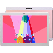 DONGPAD 10 inch Tablet PC 3G 4G FDD LTE Octa Core 4GB RAM 64GB ROM Android 7.0 1920*1200 IPS GPS Tablets 10.1 + Free Gifts