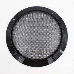 1Piece Universal Black Cover Speaker Grills Car 6.5
