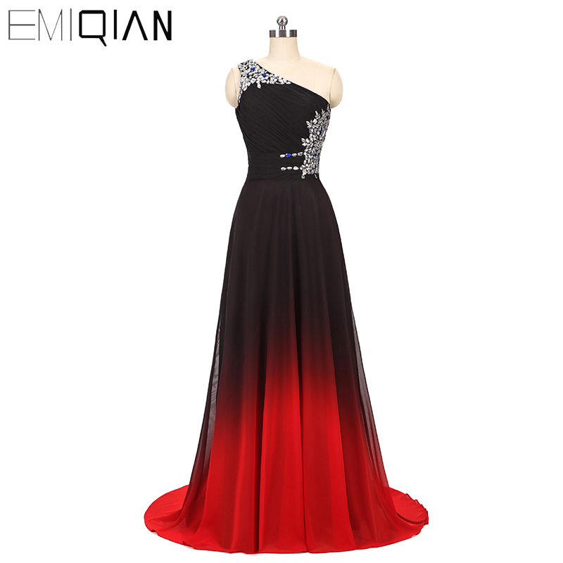 Formal Evening Gowns By Designers: NEW One Shoulder A Line Long Evening Gown Designer