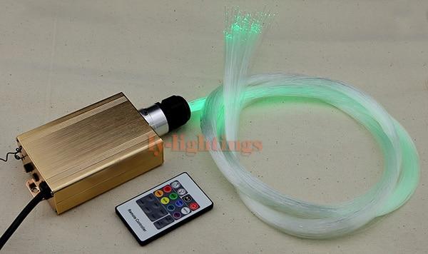 Home DIY optic fiber light kit led light +5mx1mmx150pcs optical fibres RGB 16color change wireless RF remote star ceiling light бесплатная доставка diy kit tps71550qdckrq1 ic reg ldo 5 в 50ma sc70 5 71550 tps71550 10 шт