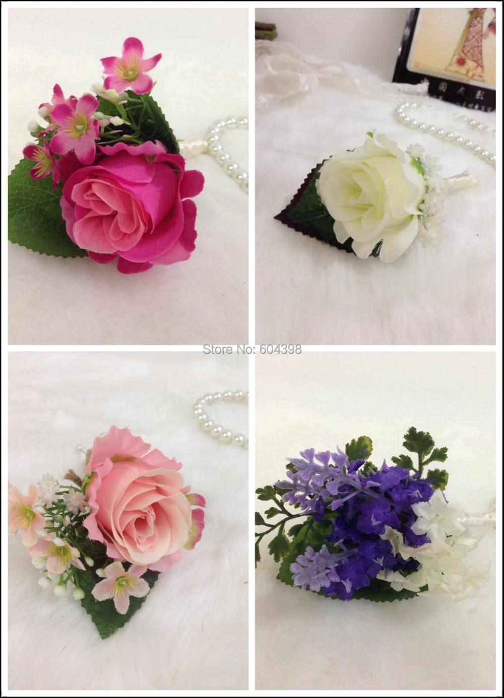Wedding Flowers Grooms Boutonniere Men Prom Boutonniere Wedding