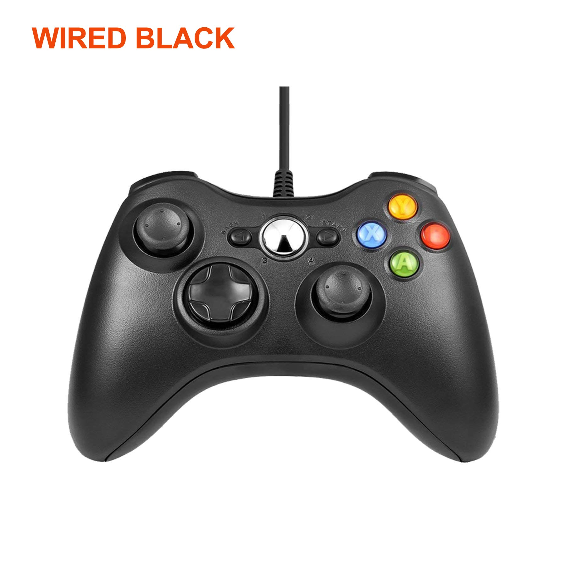 Wired Black