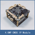"""Новейшие 4.0MP Низкой освещенности Ip-камера CMOS Модуль Плате, Двухъядерный 32bit Hi3516D 1/3 """"OV4689, H.265/H.264 Onvif PTZ"""