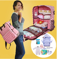 LANDUO Brand New High-Capacity Mummy Diaper Bag Organizer Baby Bag Mother Maternity Nappy Bag Travel Bag Backpack Waterproof