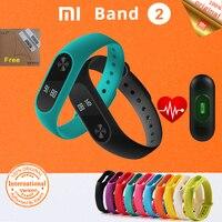 Original Xiaomi Mi Band 2 Smart Band Activity Tracker Watch Wristband Miband 2 Sleep Monitor Heart