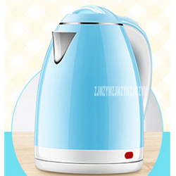 ZX-200B6 electric kettle 304 stainless steel food grade household Quick Heating electric kettle 2L 220V 1500W