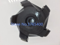 KM12 80-27-5T 45도 페이스 밀 80MM Conrer endmill CNC 밀링 커터  초경 인서트 SEHT1204